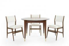 Gio Ponti Dining Room Set by Gio Ponti for M Singer Sons c  - 1712847