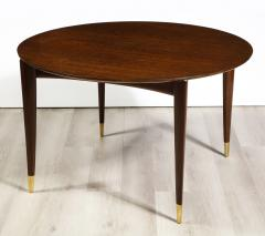 Gio Ponti Dining Table by Gio Ponti for M Singer Sons - 1550658