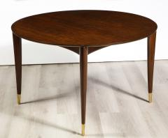 Gio Ponti Dining Table by Gio Ponti for M Singer Sons - 1550663