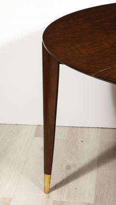 Gio Ponti Dining Table by Gio Ponti for M Singer Sons - 1550669