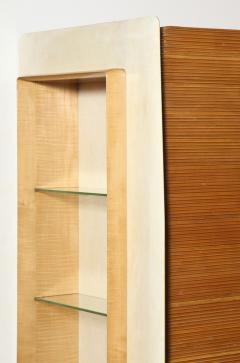 Gio Ponti Extraordinary Two Door Storage Cabinet by Gio Ponti - 179122