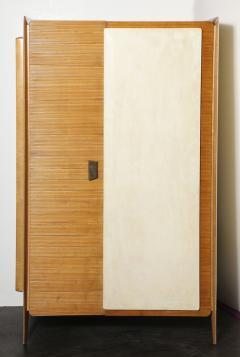 Gio Ponti Extraordinary Two Door Storage Cabinet by Gio Ponti - 179123