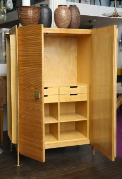 Gio Ponti Extraordinary Two Door Storage Cabinet by Gio Ponti - 179124