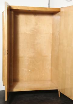 Gio Ponti Extraordinary Two Door Storage Cabinet by Gio Ponti - 179126