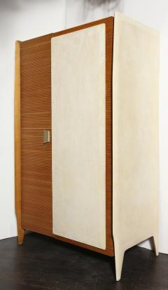 Gio Ponti Extraordinary Two Door Storage Cabinet by Gio Ponti - 179127