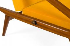 Gio Ponti Gio Ponti Adjustable Armchairs Ottomans - 1223941
