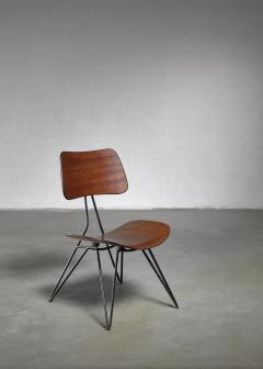 Gio Ponti Gio Ponti DU10 chair for Rima Italy 1950s - 1097251