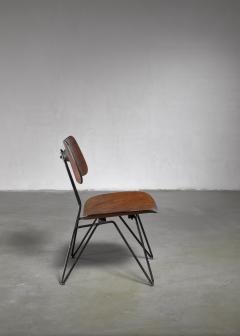 Gio Ponti Gio Ponti DU10 chair for Rima Italy 1950s - 1097254