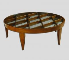 Gio Ponti Gio Ponti Grid Pattern Coffee Table circa 1945 1948 - 783900
