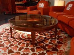 Gio Ponti Gio Ponti Grid Pattern Coffee Table circa 1945 1948 - 783903