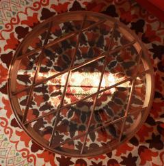Gio Ponti Gio Ponti Grid Pattern Coffee Table circa 1945 1948 - 783904
