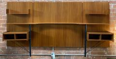 Gio Ponti Gio Ponti Headboards for Singer and Sons Italy 1950s - 2102910