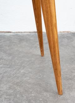 Gio Ponti Gio Ponti Maple And Glass Circular Table - 1691078
