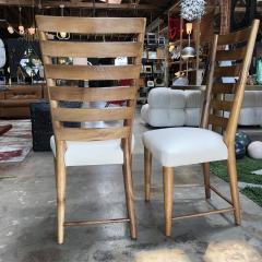 Gio Ponti Gio Ponti Rare Ladderback Chairs Italy 1940s - 1060398