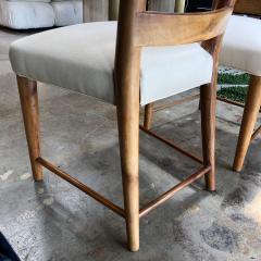 Gio Ponti Gio Ponti Rare Ladderback Chairs Italy 1940s - 1060399