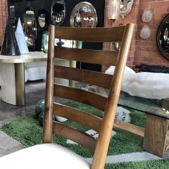 Gio Ponti Gio Ponti Rare Ladderback Chairs Italy 1940s - 1060402