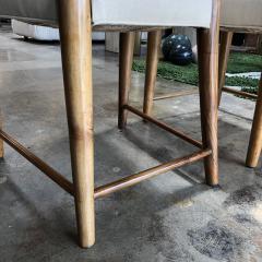 Gio Ponti Gio Ponti Rare Ladderback Chairs Italy 1940s - 1060404