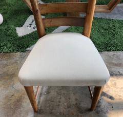 Gio Ponti Gio Ponti Rare Ladderback Chairs Italy 1940s - 1060405