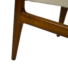 Gio Ponti Gio Ponti Six Chairs Designed for Augustus Motorboat by Cassina - 1726899