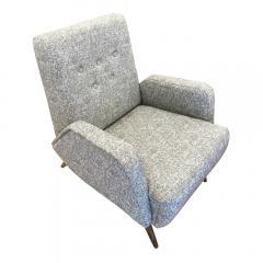 Gio Ponti Gio Ponti Style Lounge Chair Italy 1960s - 2113586