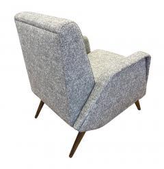 Gio Ponti Gio Ponti Style Lounge Chair Italy 1960s - 2113587