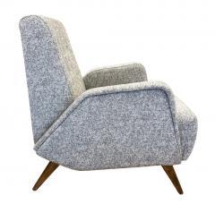 Gio Ponti Gio Ponti Style Lounge Chair Italy 1960s - 2113588