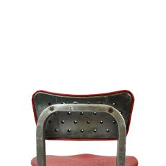 Gio Ponti Gio Ponti Swivel Chair for Montecatini Office produced by Kardex - 1654378