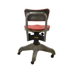 Gio Ponti Gio Ponti Swivel Chair for Montecatini Office produced by Kardex - 1654383