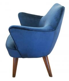 Gio Ponti Gio Ponti for Cassina Armchair with Expertise from the Archives - 840561