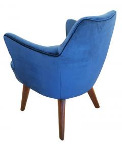 Gio Ponti Gio Ponti for Cassina Armchair with Expertise from the Archives - 840562