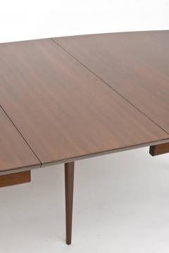 Gio Ponti Gio Ponti for Singer and Sons Walnut Extension Dining Table - 348318
