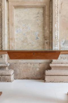 Gio Ponti Italian Midcentury Writing Desk Gio Ponti Inspired - 1862790