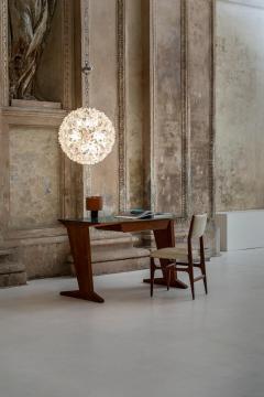Gio Ponti Italian Midcentury Writing Desk Gio Ponti Inspired - 1862809