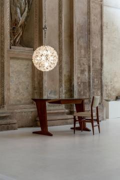Gio Ponti Italian Midcentury Writing Desk Gio Ponti Inspired - 1862811