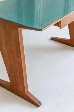 Gio Ponti Italian Midcentury Writing Desk Gio Ponti Inspired - 1862812