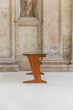 Gio Ponti Italian Midcentury Writing Desk Gio Ponti Inspired - 1862813