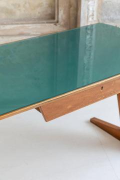 Gio Ponti Italian Midcentury Writing Desk Gio Ponti Inspired - 1862818
