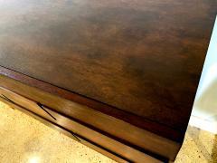Gio Ponti Italian Modern 12 Drawer Walnut Dresser Gio Ponti - 2101921