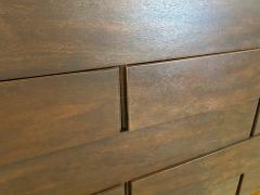 Gio Ponti Italian Modern 12 Drawer Walnut Dresser Gio Ponti - 2101925