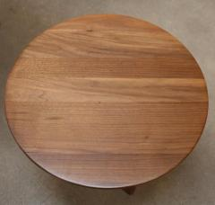 Gio Ponti Little Walnut Gueridon in the Style of Gio Ponti - 1188850