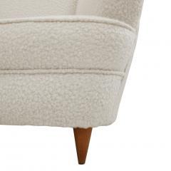Gio Ponti Mid Century Modern Gio Ponti Pair of Italian Armchairs for Casa e Giardino - 1213879