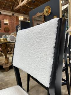 Gio Ponti Pair of 6 Dining Chairs Attributed to Gio Ponti Italy 1960 - 1642379