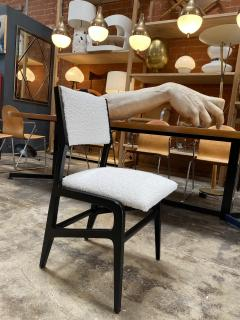 Gio Ponti Pair of 6 Dining Chairs Attributed to Gio Ponti Italy 1960 - 1642382