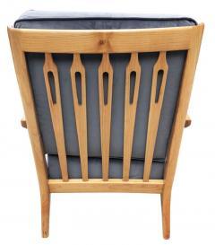 Gio Ponti Pair of Gio Ponti Armchairs Model 516 - 1156817