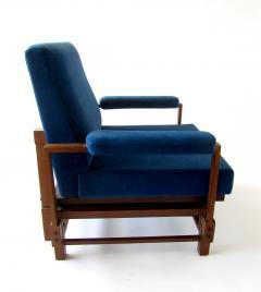 Gio Ponti Pair of Italian Armchairs - 1201506