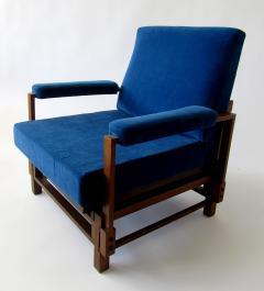 Gio Ponti Pair of Italian Armchairs - 1201510