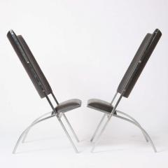 Gio Ponti Pair of Pontiponti Chairs by Gio Ponti for Pallucco - 770003