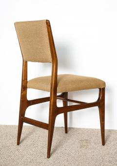 Gio Ponti Pair of Side Chairs by Gio Ponti for M Singer Sons - 479613