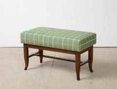 Gio Ponti Pair of Upholstered Benches by Gio Ponti - 1465465