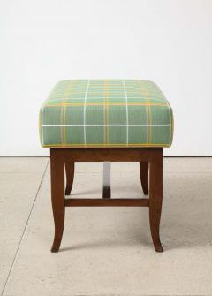 Gio Ponti Pair of Upholstered Benches by Gio Ponti - 1465466
